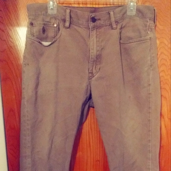 Ralph Lauren Polo Jeans 381 Slim 36x34